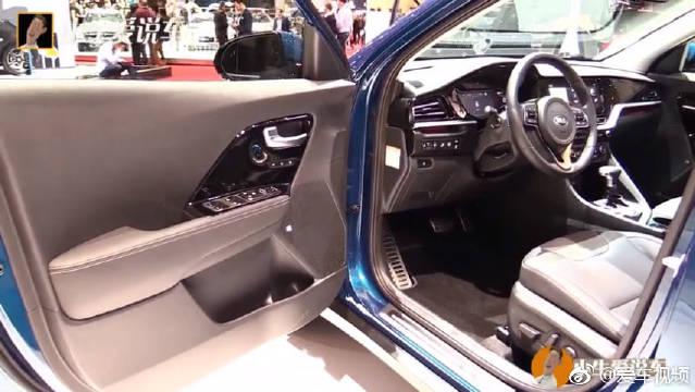视频:2020款起亚极睿Niro插电混动SUV,经济实惠,放弃比亚迪宋EV!