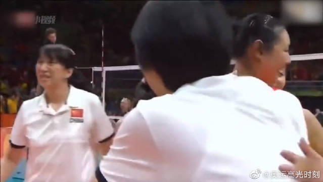 高燃!回顾中国女排的高光时刻,里约奥运会登顶冠军!