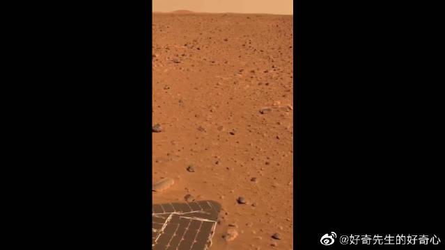 一分钟带你揭开火星表面的面纱