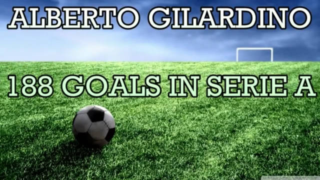 Happy Birthday Alberto Gilardino 吉拉迪诺生日快乐