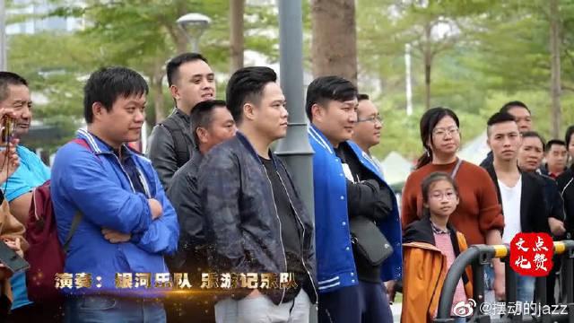 深圳歌手演唱《我是一只小小鸟》太优秀了,观众都嗨起来了!