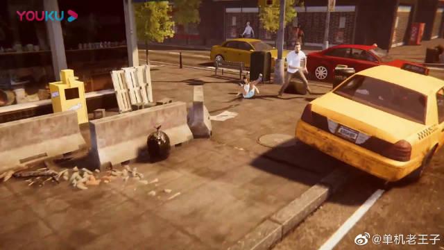 Woodland Games制作的模拟经营类游戏《出租车模拟器》
