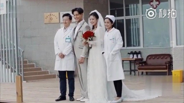 太期待刘昊然当伴娘的样子了坐等马思纯结婚 《》里