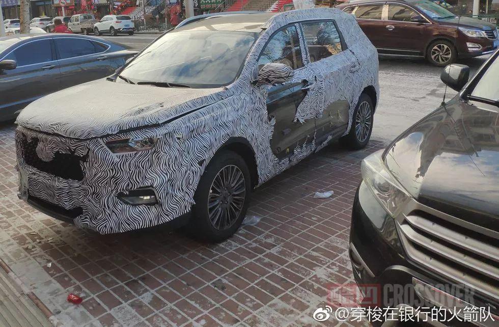 经济型中型七座SUV,潍柴英致G7曝光