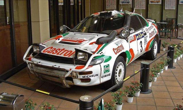 """从超神到陨落!WRC四大王者车型的""""飞驰人生""""!"""