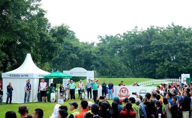 怎么将中国公开赛近5万观众转化为高尔夫向上的动能