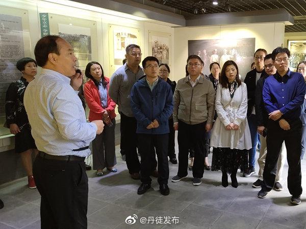 民建全国宣传处长培训班在冷遹纪念馆举行