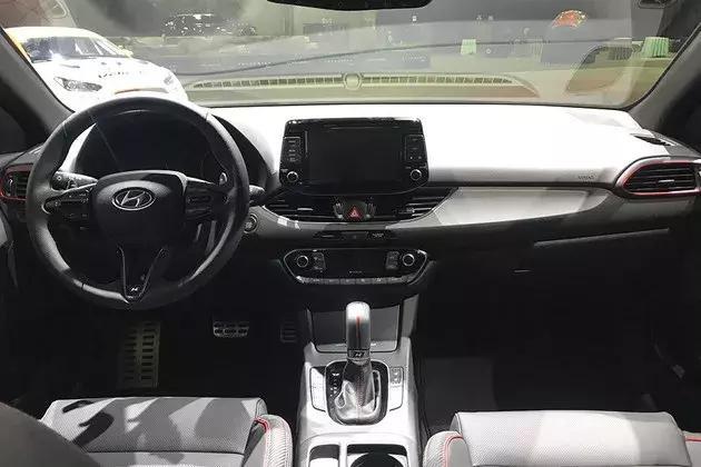 现代高性能车,两厢版伊兰特GT(i30 N-Line)北美发布