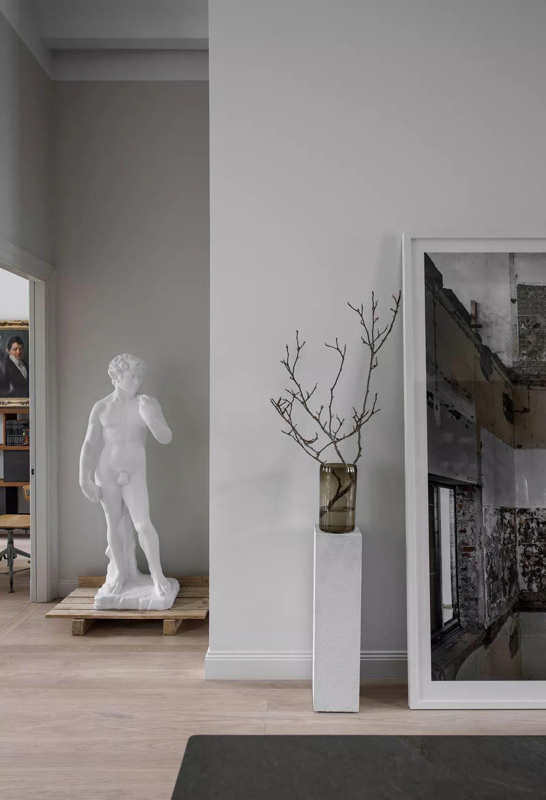 斯德哥尔摩公寓 | Andreas Martin-LfArkitekter