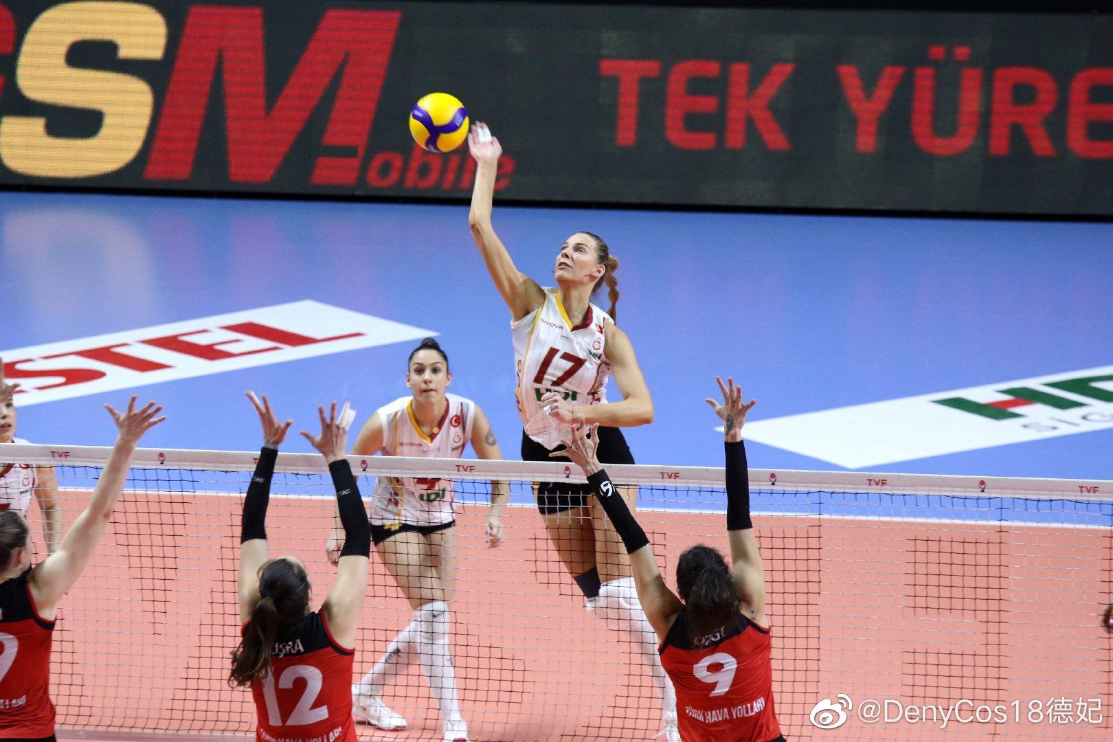 土耳其女排联赛