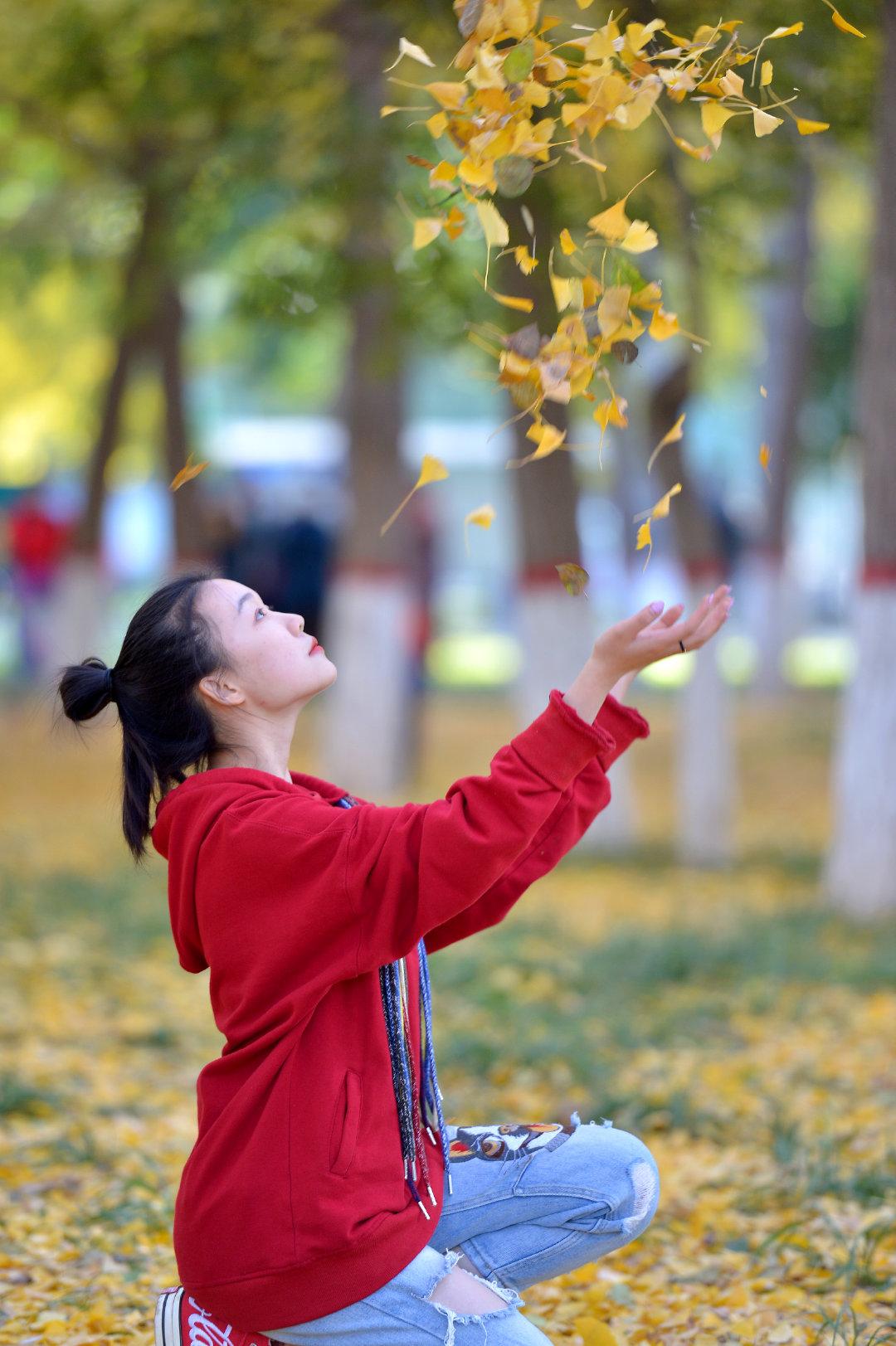 《秋天的童话》