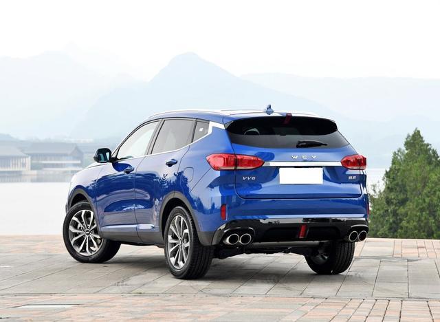 长城汽车-WEY-VV6:价位亲民,高配帅气的豪华款SUV车型