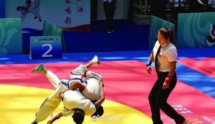 长治市运动员二青会中国式摔跤获一银三铜