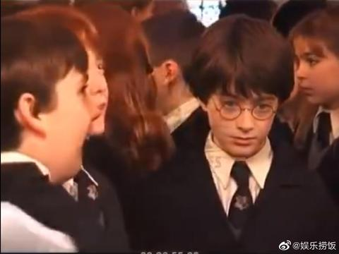 都是满满的回忆,软萌软萌的赫敏、哈利和罗恩都好可爱