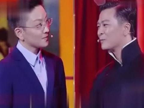 王珮瑜于毅高手过招 共同演绎精彩京剧片段