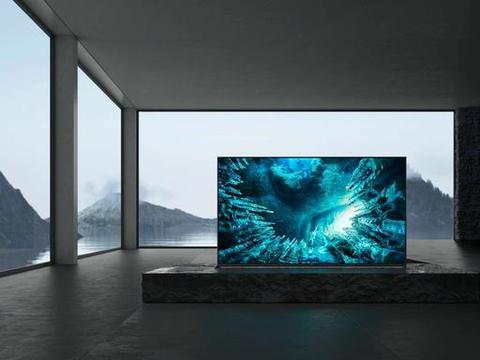 索尼发布 2020 款 8K 和 4K 全阵列液晶电视阵容