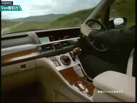 视频:2007年本田艾力绅(RR6)日本本土市场宣传片。你没看错,这货真有3