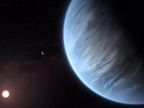 拭目以待!韦伯太空望远镜,将能探测到遥远系外行星的大气层!