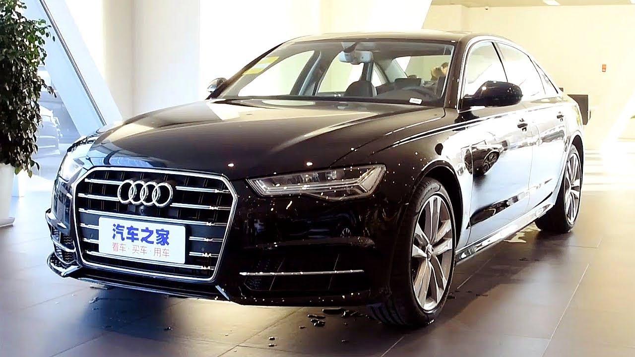 到店实拍 2018款奥迪Audi A6L 30FSI 典藏版