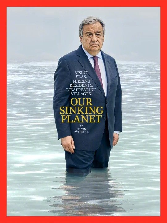 今天登上了最新一期美国《时代周刊》杂志的封面
