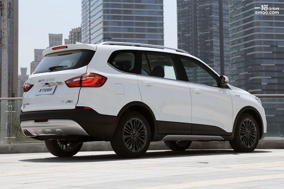 入门6万能带全家出行 三款自主中型七座SUV推荐