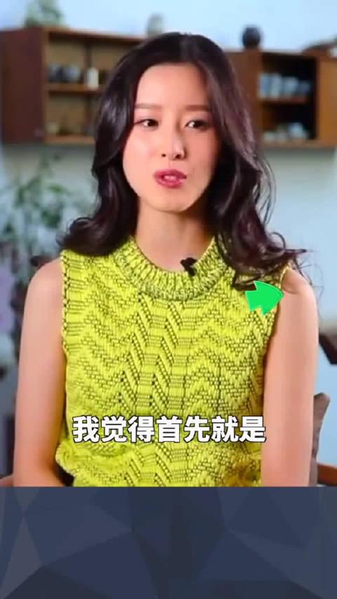 章泽天嫁给刘强东,因为和他价值观一致!他负责做饭