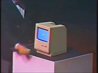 36年前乔布斯推出了第一台Macintosh电脑