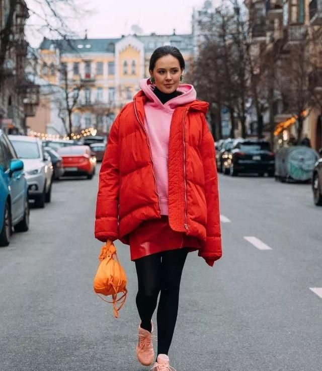冬季学会长+短的穿搭术,时髦气质一整年!