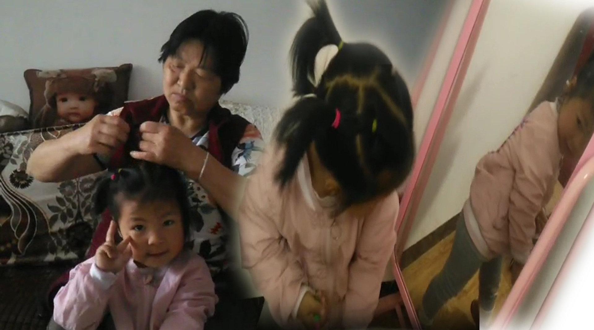 四川南充:阆中农村3岁小孩真奇怪,每天要照好几次镜子,为啥?