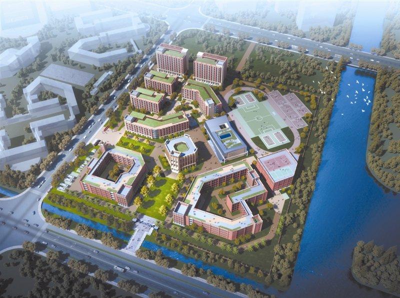 温州外国语小学明年秋季开学 办学规模2400名学生