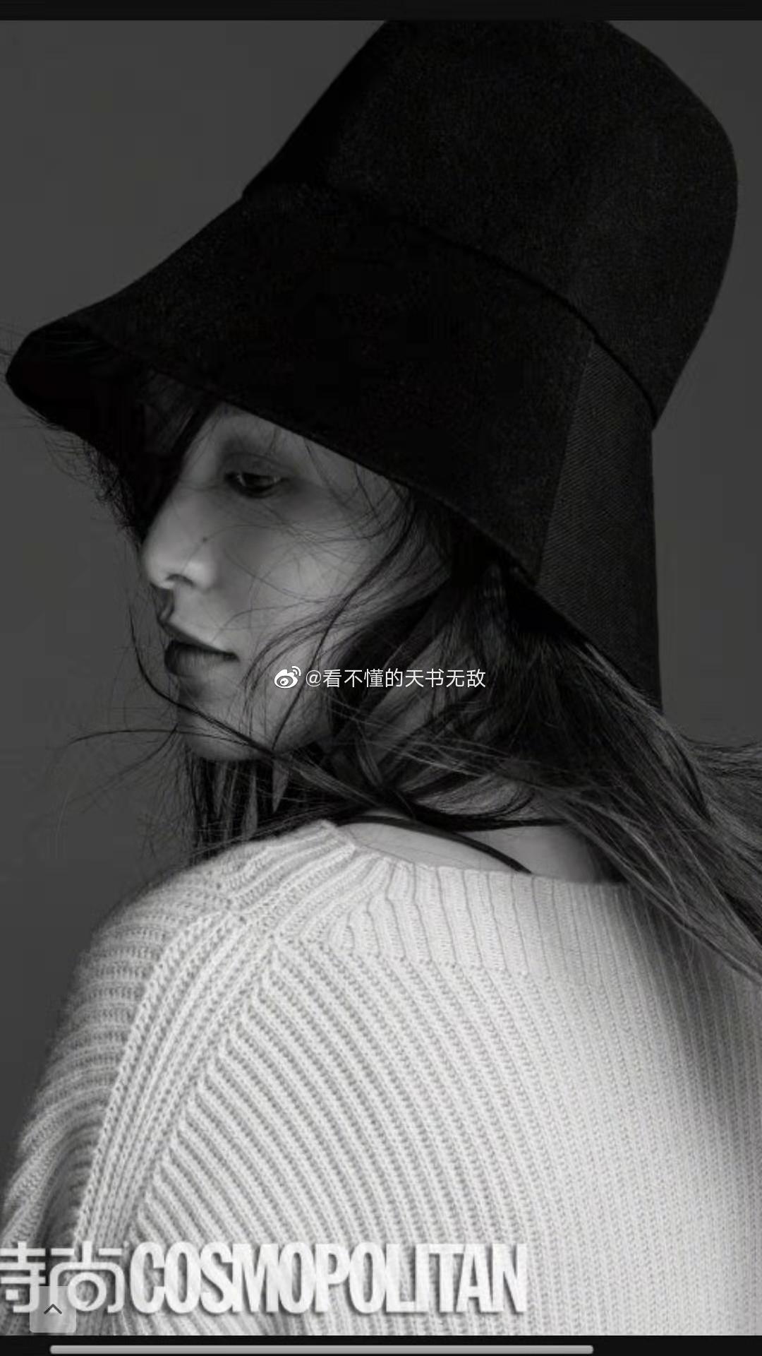 唐嫣最新封面大刊曝光,作为准妈妈的唐嫣身披大衣巧妙地遮住了肚子