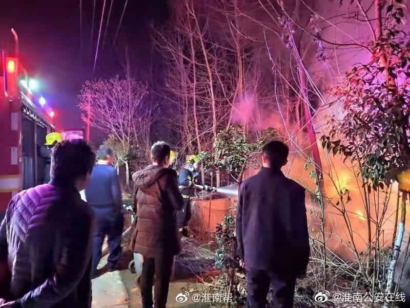 """纵火""""幽灵""""覆灭记——警民联手速破系列放火案"""