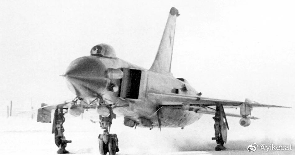 Сухой Т-58Л/Sukhoi T-58L实验歼击机(本文系鄙人翻译的俄文