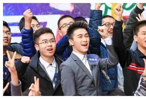 冲着水哥和刘国梁看的《最强大脑》结果被何猷君圈了粉  全民娱