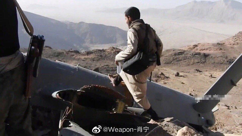 也门胡赛武装使用地面发射的苏制空空导弹