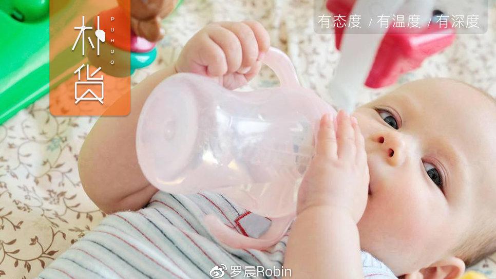 天热了,宝宝怎么喝水才好?很多妈妈都搞不清!鸭嘴杯选购指南及点评