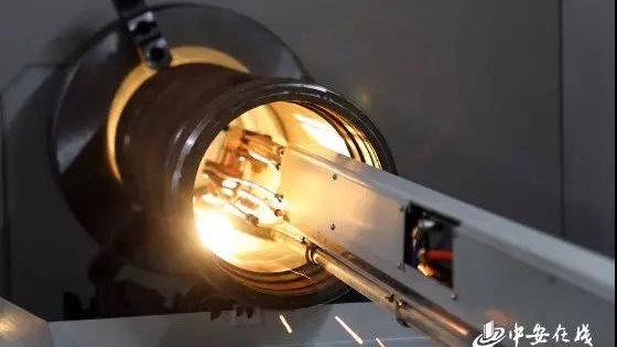 国内首条内壁盲孔激光熔覆产线在淮南落地应用
