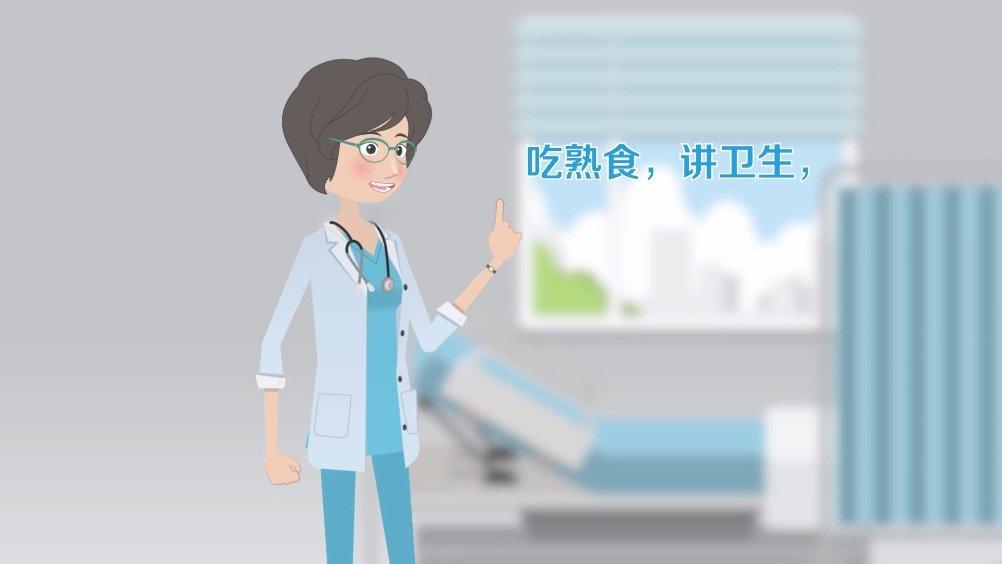 50秒解读新型冠状病毒如何严防严控