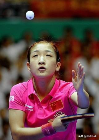 现役乒乓球运动员中,知道下一个大满贯的是谁,你成为?仙居哪里游泳图片