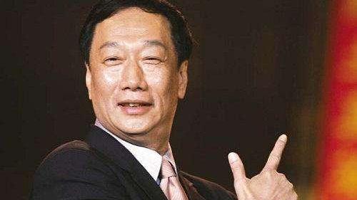 """港媒:郭台铭或恐成""""蔡英文连任""""罪人,未必参选2020"""