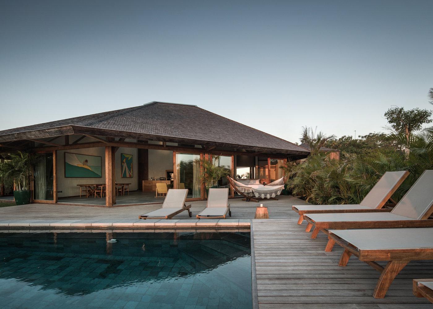 海景3号,依山傍水的巴厘岛别墅丨Alexis Dornier