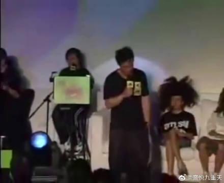陈奕迅03年翻唱陶喆写的一首英文歌,终于找到现场版了!!