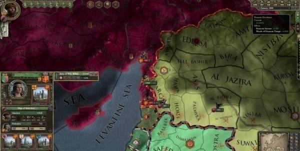 Steam喜加一!免费领取策略游戏《十字军之王2》付费DLC