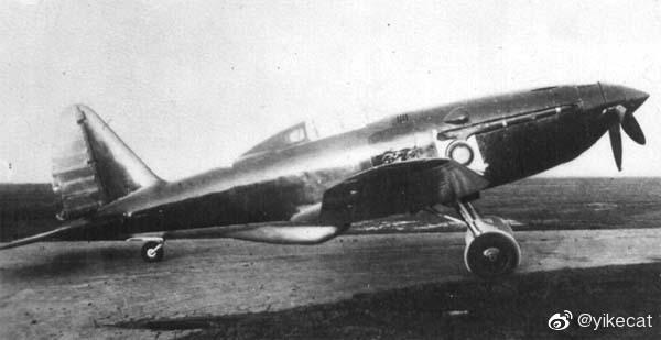 Сухой Су-3/Sukhoi Su-3歼击机