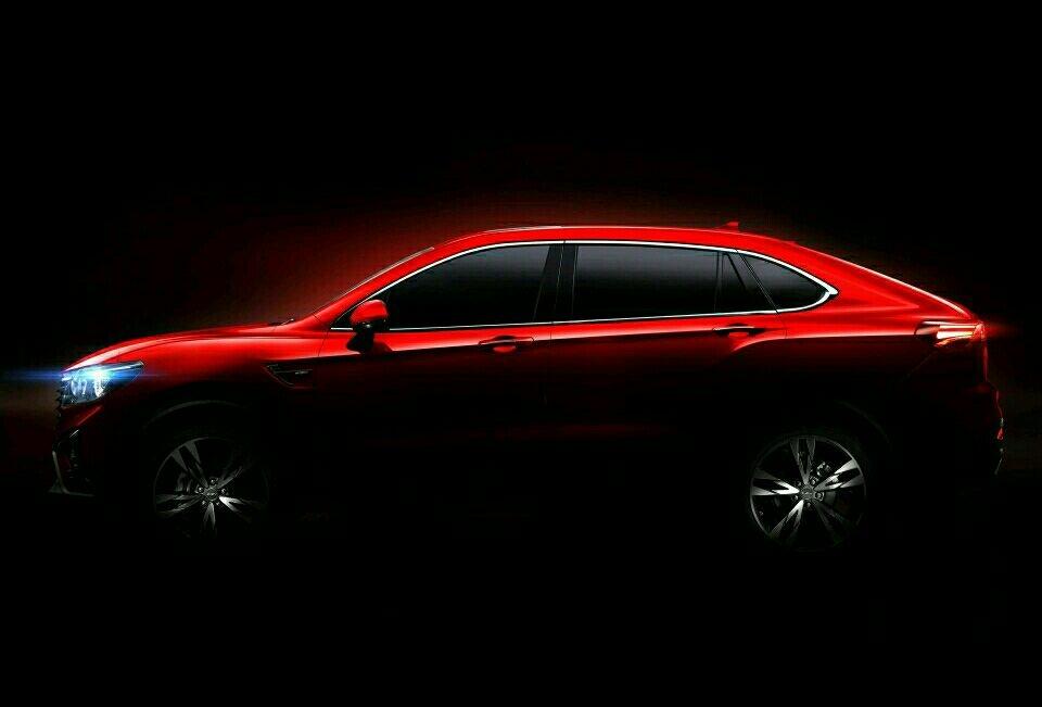 名气最小的一台国产SUV,但很多人说,它比X6还帅