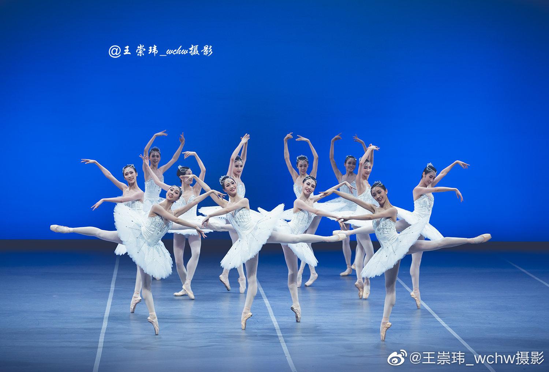 """中央芭蕾舞团于9月12日晚在天桥剧场中国首演世界芭蕾经典""""珠宝""""("""