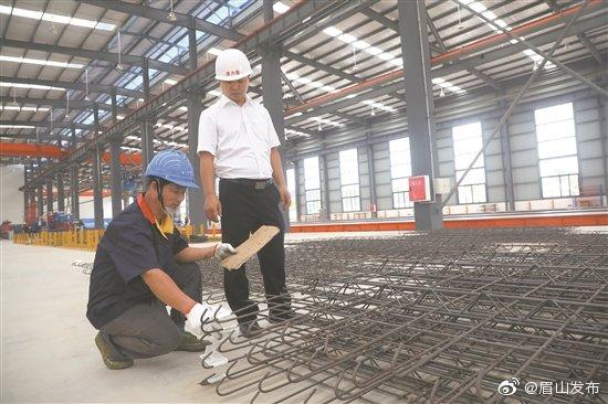 生产建设忙不停 项目引领稳增长