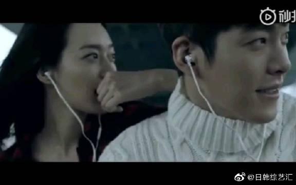 金宇彬X申敏儿这则广告真的很甜啊~姐弟恋也可以很幸福的!