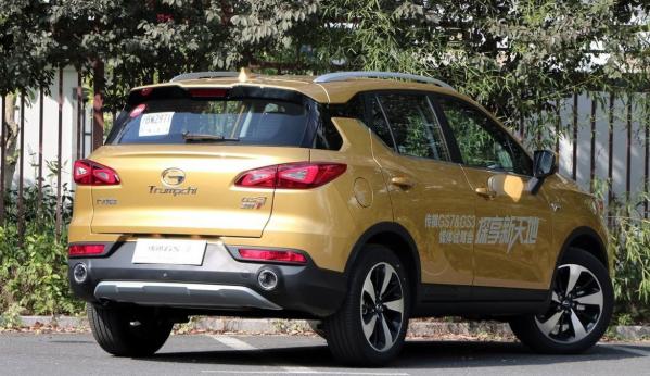 传祺GS3新增1.5T车型,百公里油耗下降13%