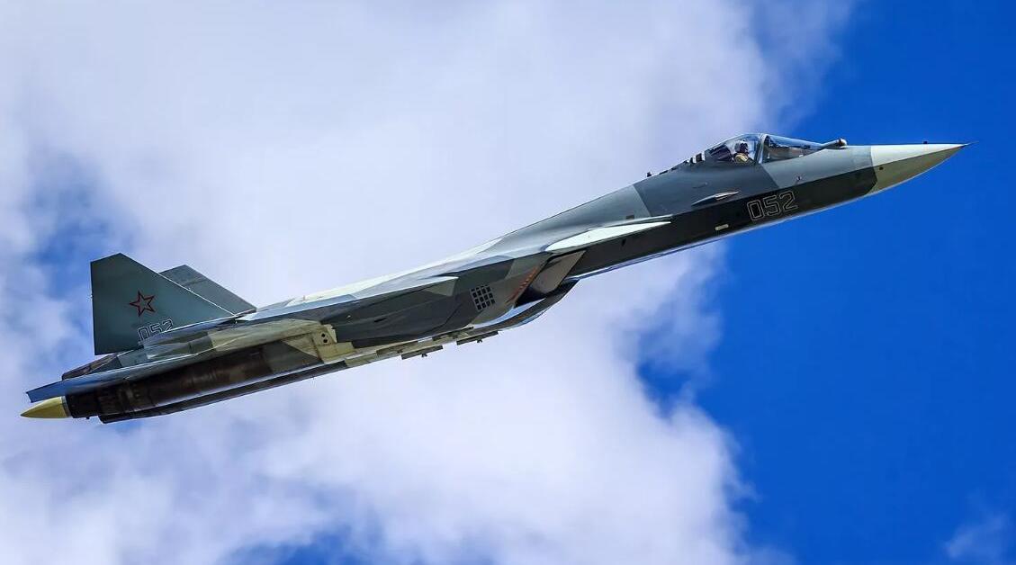 俄议员:苏-57不惧F-22,美专家:苏57根本不是对手